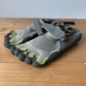 Vibram Five Finger Original KSO Training Shoes Grey