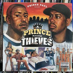 PRINCE PAUL - A PRINCE AMONG THIEVES (VINYL 2LP)  1999!!!  RARE!!!  KOOL KEITH