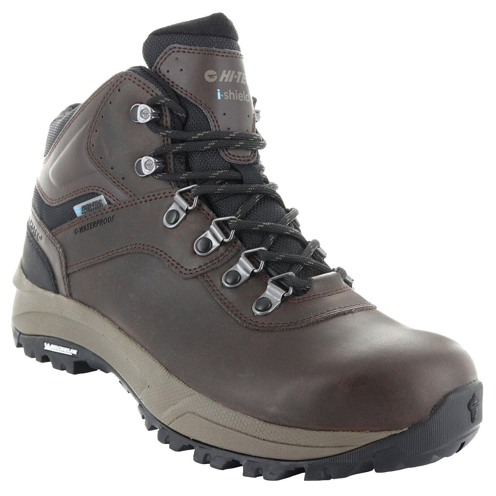Hitec Uomo Altitudine VI ad i Stivali Impermeabili all'aperto Escursioni Trail Da