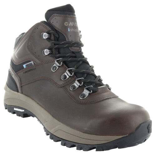 Hi-Tec Mens Altitude VI I Waterproof Walking Boots Outdoor Hiking Trail Shoes