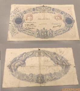 500 Francs Bleu Et Rose Type 1888 – 9/6/1932 L.1846 Tb Ag9nf8vv-07215945-330983521