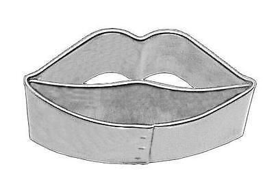 """Lippen Kuss-Mund Liebe Ausstecher//Ausstechform /""""LOVE // KUSSMUND/"""""""