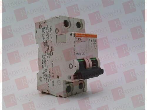SCHNEIDER ELECTRIC MG24137 USED TESTED CLEANED MG24137