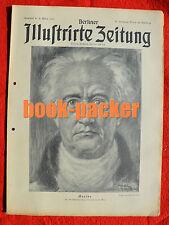 BERLINER ILLUSTRIRTE ZEITUNG 1932 Nr. 9: Der Krieg im Osten [Mandschurei]