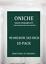 10-Pack-3x5-039-039-in-90-Micron-Oniche-presse-colophane-filtre-sacs-colophane-filtre miniature 1