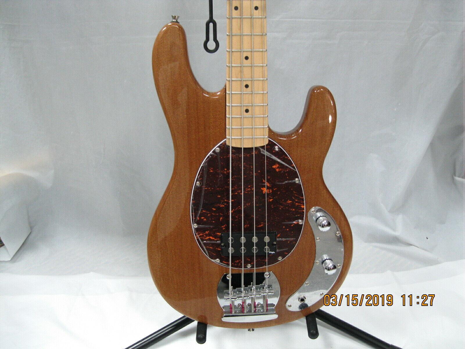 Stagg vintage b mb 300n bass guitar