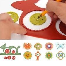 Magnetic Painting Drawing Writing Board Mat Magic Pen Doodle Toy For Baby Kid US