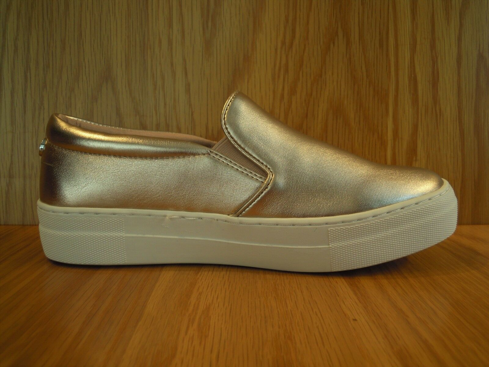 Steve Madden Trainers Womens Rose Gold