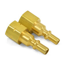 QDB100 Western Torch to Hose MALE SIDE OXYGEN Quick Connect//Connector