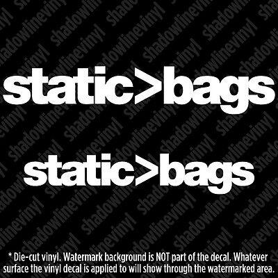 FRESH LOWERED ABUSED Jdm Car Sticker Decal Vinyl Euro Funny Stance Drift 360