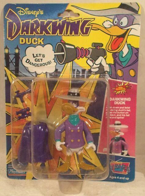 Playmates Darkwing Duck Tuskernini 1991