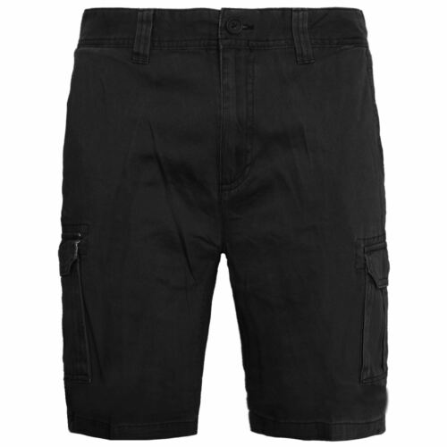 Mens Wrangler westAce Hiker Cotton Cargo Combat Shorts Relaxed Fit Above Knee