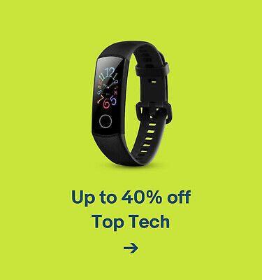 Up to 40% off Top Tech