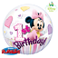 Disney-BABY-MINNIE-Mouse-Birthday-Party-Range-Tableware-Supplies-Decorations thumbnail 15