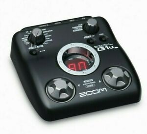 zoom g1u usb guitar multi effects pedal power supply ebay. Black Bedroom Furniture Sets. Home Design Ideas