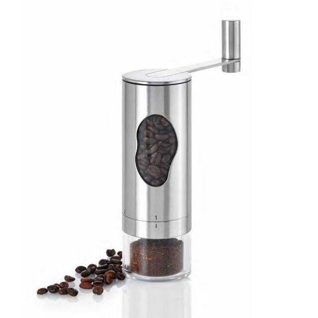 AdHoc Kaffeemühle manuelle Mühle Mrs Bean neu OVP