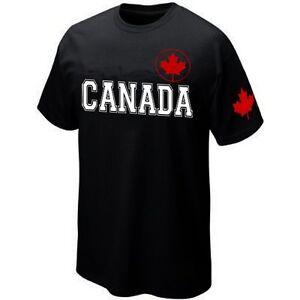 T-Shirt-CANADA-Maillot