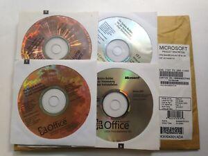 1x Microsoft Office 2007 Sb Pro Home Student Opk Master Kit 269-11450 De Un Style Actuel