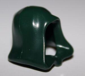 NEW LEGO Dark Green Hood Minifigure Headgear Hat Headwear Head Fig Mini Lot 128