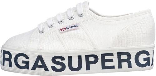 SUPERGA Sneaker Schuhe 2790 COTW OUTSOLE LETTERING Schuh 2020 white Schuhe