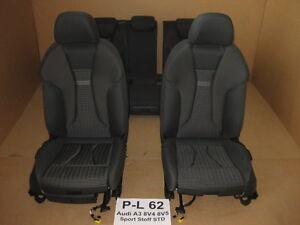 audi a3 8v sportback limousine sportsitze. Black Bedroom Furniture Sets. Home Design Ideas