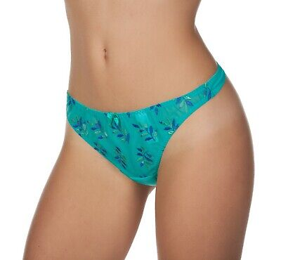 Panache Women/'s Tango Sheer Mesh Brief Panty IVORY PINK MRSP $31