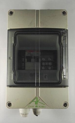 Spelsberg Els AK 05 L4L Verteilerkasten Sicherungskasten 205x125x120mm LxBxH