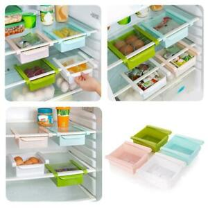 Slide-Fridge-Freezer-Space-Saver-Organizer-Storage-Rack-Shelf-Holder-Kitchen