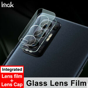 IMAK For OPPO Find X3 Neo, Camera Lens (Film + Cap) Full Cover Glass Protector