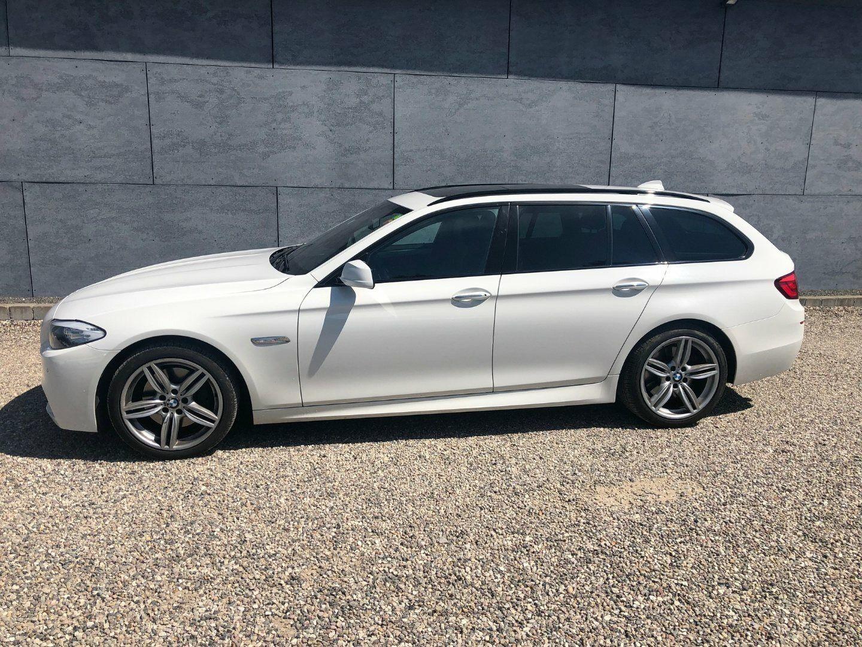 BMW 535d Touring M-Sport XDrive Aut.