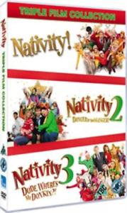 Ashley-Jensen-Marc-Wootton-Nativity-1-3-DVD-NEW