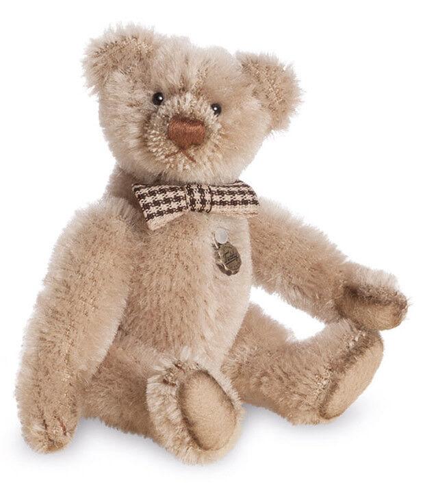 Teddy Hermann' antik taupe 'Miniatur Limited - Edition Teddybär - Limited 15489 2c800a