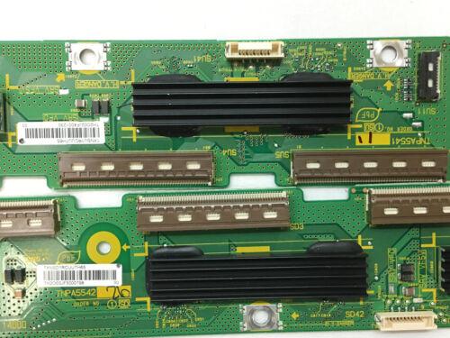 PANASONIC  TC-P65VT50 SD SU BOARD TNPA5541 TNPA5542   #1028