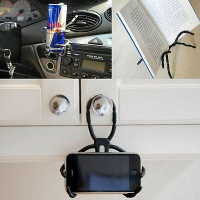 Spider Shape Universal DIY Car Mount Holder Stand for Cell Phone iPod GPS Tablet