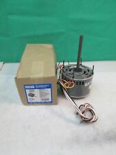 1075 RPM 208-230V Fasco D909 Condenser Motor PSC 1//4 HP
