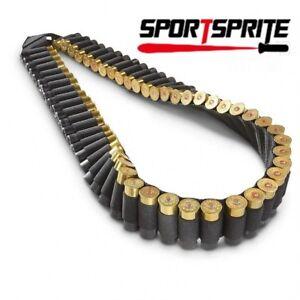 50-Round-Shotgun-Shell-Bandolier-Belt-12-20GA-Hunting-Tactical-Ammo-Holder-Pouch