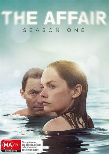 1 of 1 - The Affair : Season 1 (DVD, 2015, 4-Disc Set)