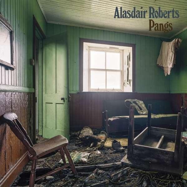 Alasdair Roberts - Ataques Nuevo LP