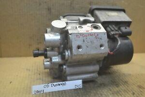 1998 Chevrolet Sonoma ABS Pump Control OEM 12765501 Module 245-20D4