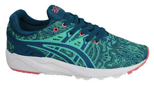 4845 Womens H6n6n Lace Up Green M9 Blue Gel Trainers kayano Synthetic Asics XzA0ZvW