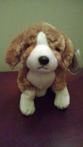 60f6fdc4691 SIDE-KICK puppy   dog Ty Beanie Baby Babies FREE SHIPPING mwmt