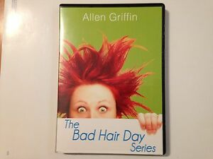 The-Bad-Hair-Day-Series-by-Allen-Griffin-CD-DVD-4-Disc-Set