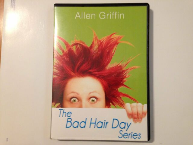 The Bad Hair Day Series by Allen Griffin (CD+DVD, 4-Disc Set)
