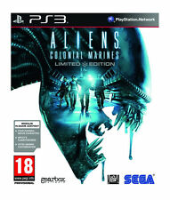 Ps3-Aliens: Colonial Marines: Limited Edition (PS3)  GAME NEW