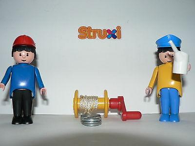 Carrera Struxi 2 Männchen Figur Baustelle Mit Kanne Und Winde Neu Demand Exceeding Supply Elektrisches Spielzeug Spielzeug
