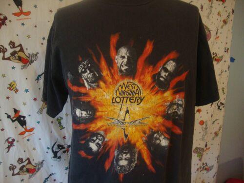 Vintage WCW Wrestling Macho Man Ric Flair Hollywoo
