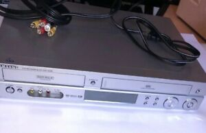 Samsung-DVD-VR320-DVD-Recorder-With-Video-RCA-Cables