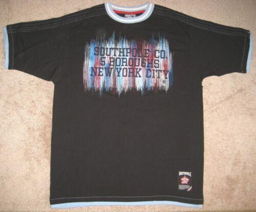 Embelli M Pôle Sud T-shirt NY City Series L 100/% coton XL Neuf avec étiquettes 2XL