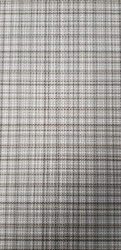 Natural textured check//plaid multi use upholstery//curtain// fabric £5.49 per mtr