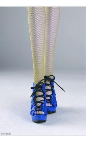Blue high heels Elani Shoes Shoes BJD Model Doll F